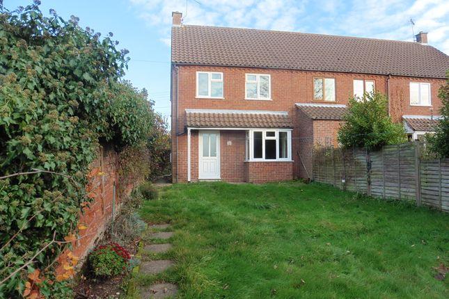 Thumbnail End terrace house for sale in Church Lanes, Fakenham