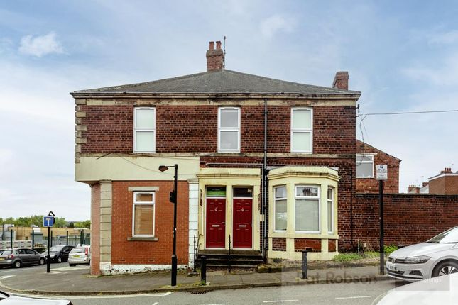 Thumbnail Flat for sale in Starbeck Avenue, Sandyford, Newcastle Upon Tyne