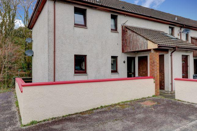 1 Burnside Court of Cumloden Road, Minnigaff, Newton Stewart DG8