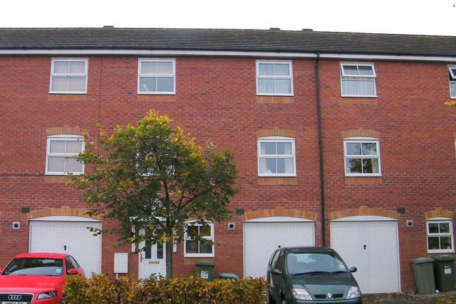 Thumbnail Property to rent in Foxwhelp Close, Hereford