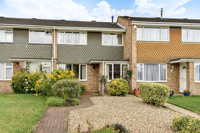 Thumbnail Terraced house for sale in French Gardens, Camberley