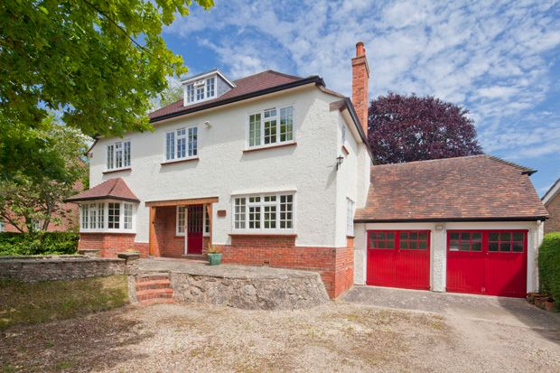 Thumbnail Detached house for sale in Oakleigh House, Goring On Thames