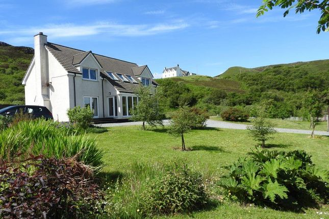 Thumbnail Detached house for sale in Colbost, Isle Of Skye