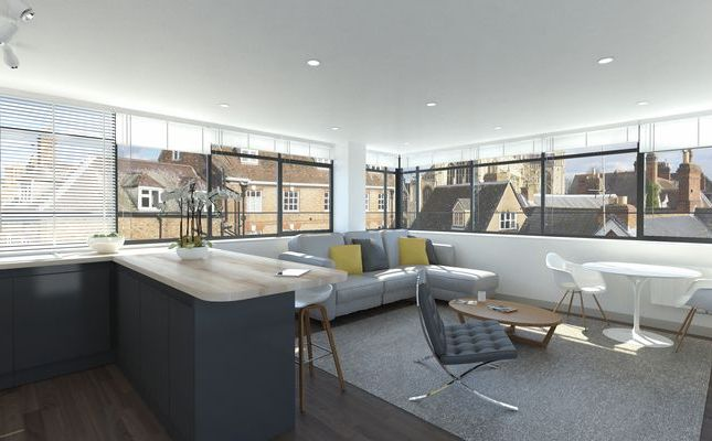 Thumbnail Flat for sale in Three Cocks Lane, Gloucester