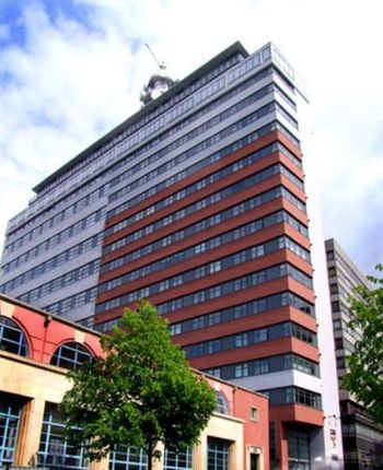 Thumbnail Flat to rent in Brindley House, 101 Newhall Street, Birmingham