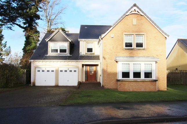 Thumbnail Detached house for sale in Hollybush Lane, Port Glasgow