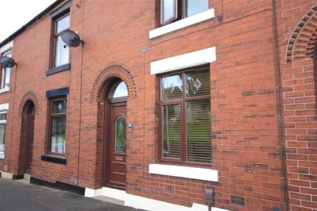 Thumbnail Terraced house for sale in Whitworth Road, Healey, Rochdale