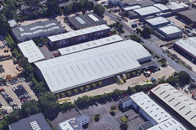 Thumbnail Warehouse to let in Unit 8 Brickfield Lane, Chandlers Ford Industrial Estate, Eastleigh, Hampshire