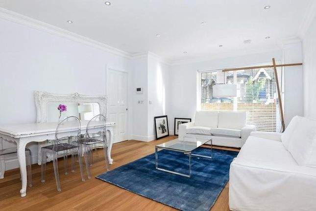 Thumbnail Flat to rent in Herne Hill Road, London