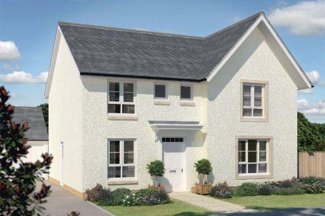 "Thumbnail Detached house for sale in ""Balmoral"" at Drumpellier Avenue, Coatbridge"