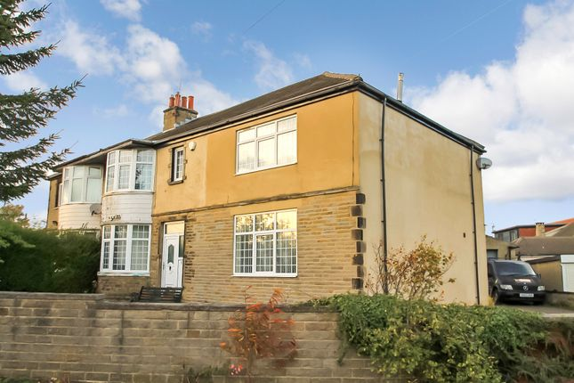 Thumbnail Semi-detached house to rent in Ederoyd Rise, Stanningley, Pudsey