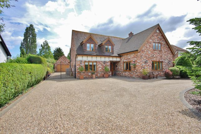Thumbnail Detached house for sale in Church Rd, Ramsden Bellhouse