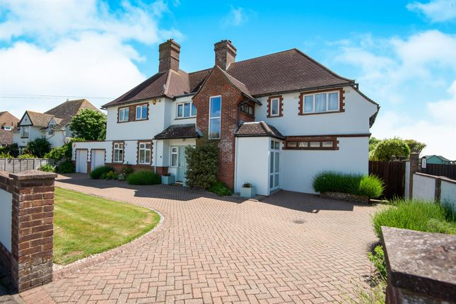 Thumbnail Detached house for sale in Hartfield Road, Bexhill-On-Sea