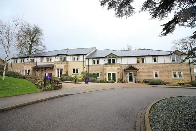 Thumbnail Flat for sale in Elmsley Lodge, Clevedon, Ben Rhydding Drive, Ilkley