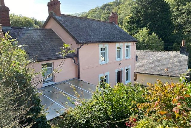 Thumbnail Detached house for sale in Gilfachreda, New Quay