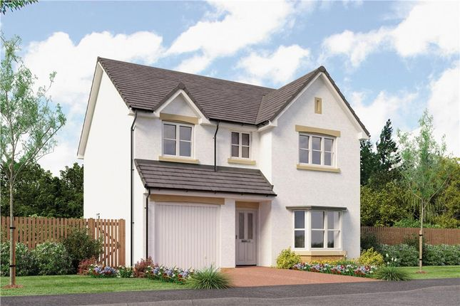 "Thumbnail Detached house for sale in ""Glenmuir"" at Stevenston Street, New Stevenston, Motherwell"