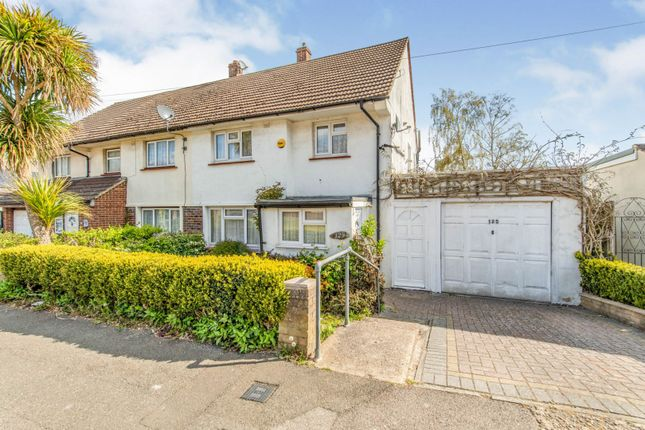 3 bed semi-detached house for sale in Dargets Road, Lordswood, Chatham ME5