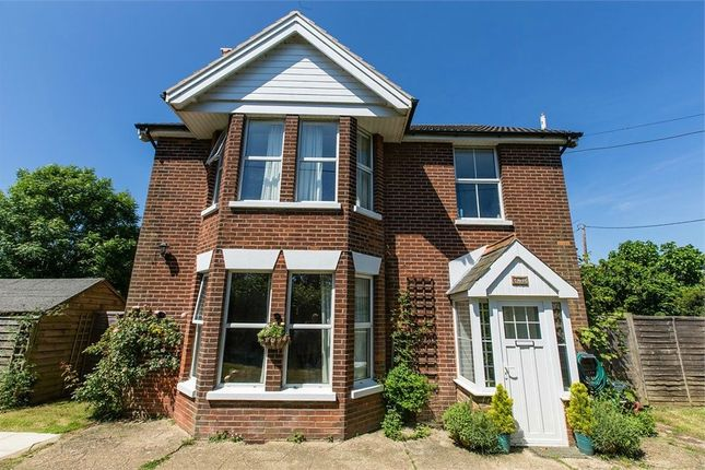 Thumbnail Detached house for sale in Newport Road, Cowes, Isle Of Wight