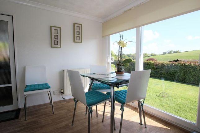 Dining Area of Tamar & St. Ann's Cottages, Honicombe Park, Callington PL17