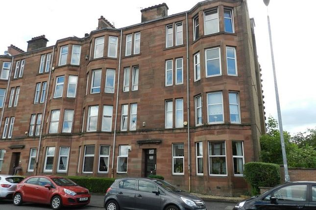 Thumbnail Flat to rent in Kings Park Road, Glasgow