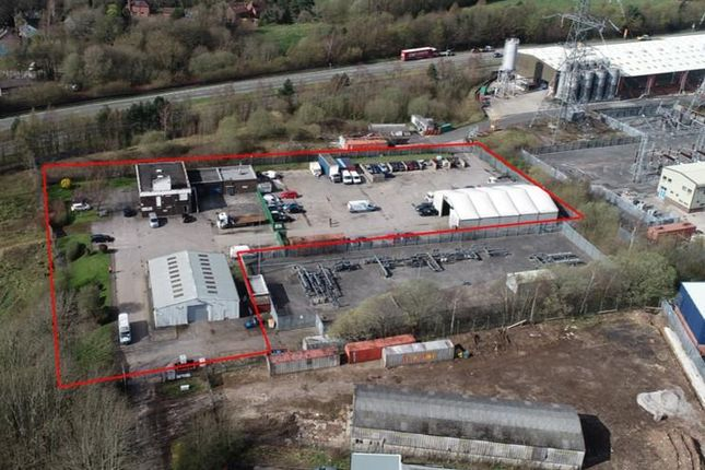 Thumbnail Land to let in Self-Contained, Site At, Withyfold Drive, Macclesfield