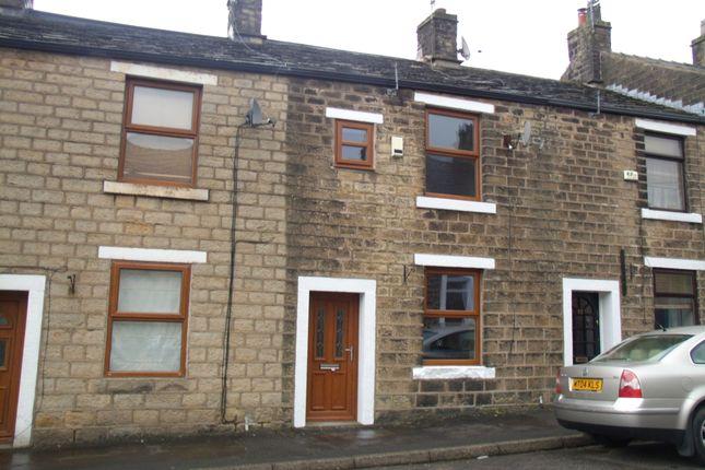 Thumbnail Terraced house for sale in Platt Street, Glossop