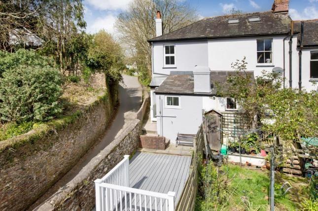 Thumbnail Semi-detached house for sale in Totnes, Devon