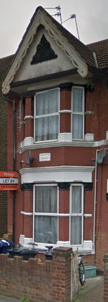 Thumbnail Flat to rent in Saxon Road, Flat 1, Ground Floor, Southall