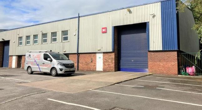 Industrial to let in Unit 3C, Delta Drive, Tewkesbury