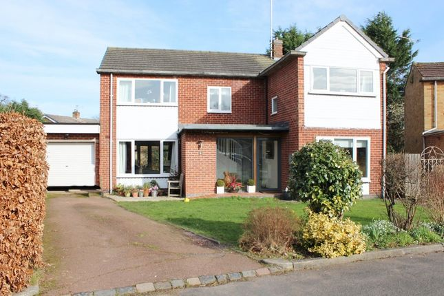 Thumbnail Detached house for sale in Rose Croft, Kenilworth