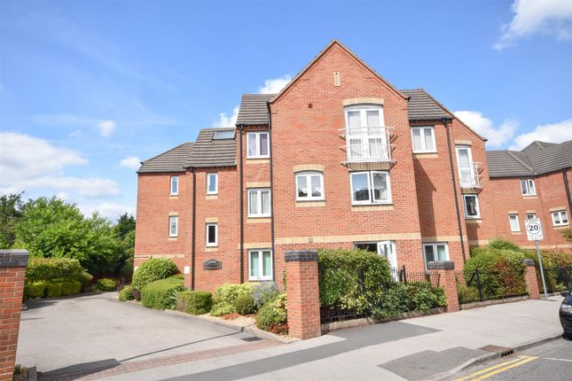 Thumbnail Flat for sale in Giles Court, Rectory Road, West Bridgford, Nottingham