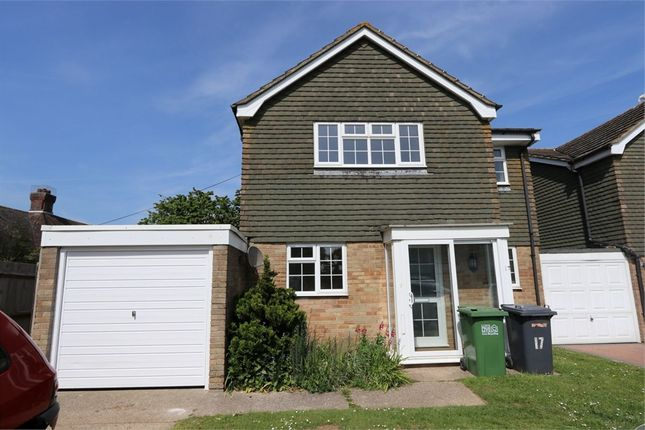 Thumbnail Detached house to rent in Bernhard Gardens, Polegate, East Sussex