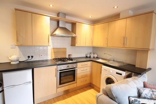 Thumbnail Terraced house to rent in Mill Row, Lincoln
