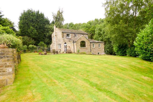 Thumbnail Detached house for sale in Brook Lane, Golcar, Huddersfield