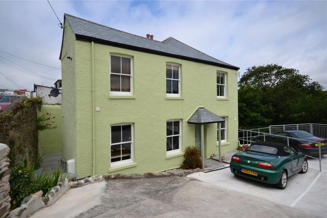 Thumbnail Link-detached house for sale in Beech Terrace, Looe, Cornwall