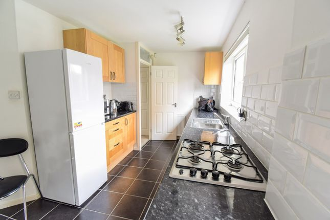 Kitchen Area of Stadmoor Court, Chellaston, Derby DE73