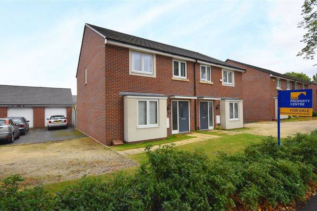 Thumbnail Semi-detached house for sale in Arle Road, Cheltenham, Gloucestershire