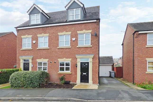 3 bed semi-detached house for sale in Salisbury Close, Crewe