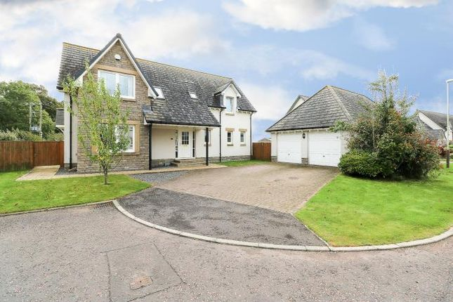 Thumbnail Detached house to rent in Keillor Croft, Kellas, Broughty Ferry