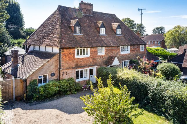 Thumbnail Semi-detached house for sale in Newchapel Road, Lingfield