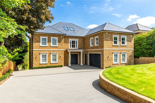 Thumbnail Detached house for sale in Coombe Ridings, Kingston Upon Thames, Surrey