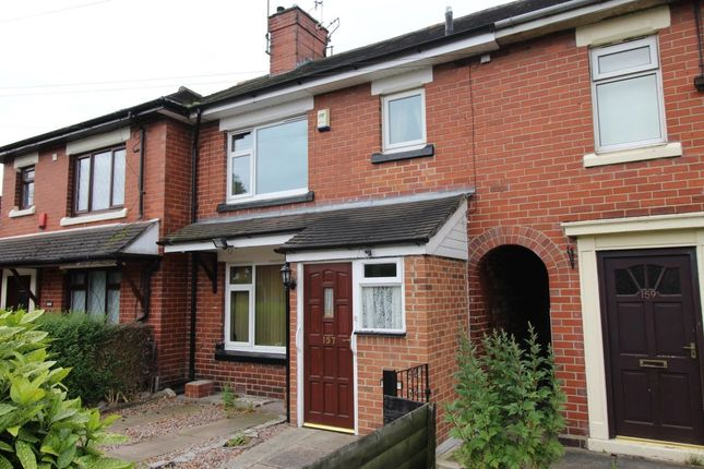 Thumbnail Terraced house for sale in Abbots Road, Stoke-On-Trent