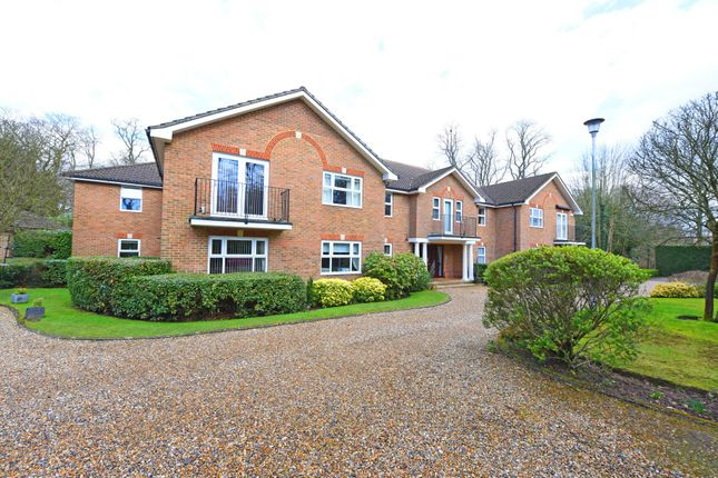 Thumbnail Flat for sale in Hawley Road, Blackwater, Camberley