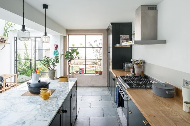 Thumbnail End terrace house for sale in Brabourn Grove, London