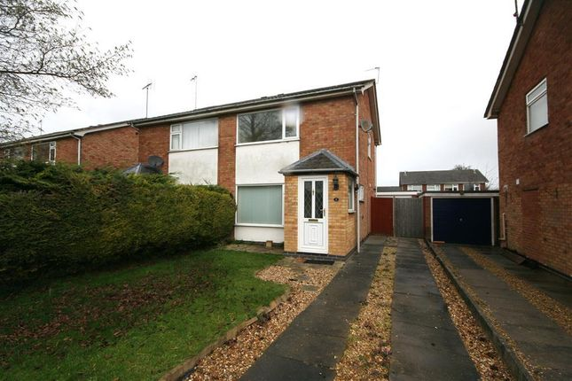 Thumbnail Semi-detached house to rent in Troon Close, Stamford