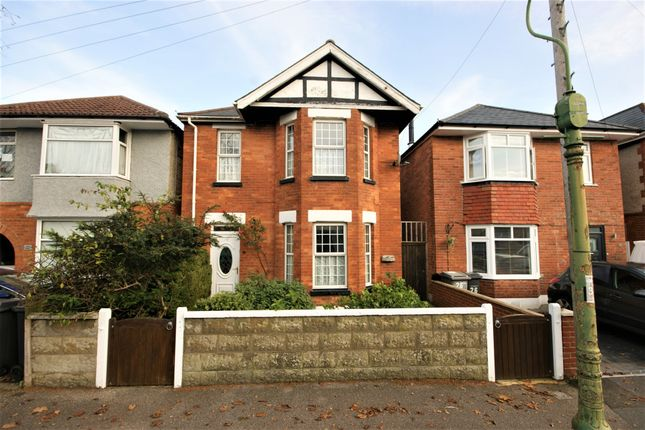 Thumbnail Detached house for sale in Kimberley Road, Southbourne, Bournemouth