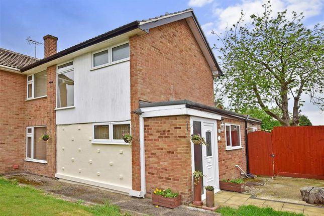 Thumbnail Semi-detached house for sale in Robins Avenue, Lenham, Maidstone, Kent