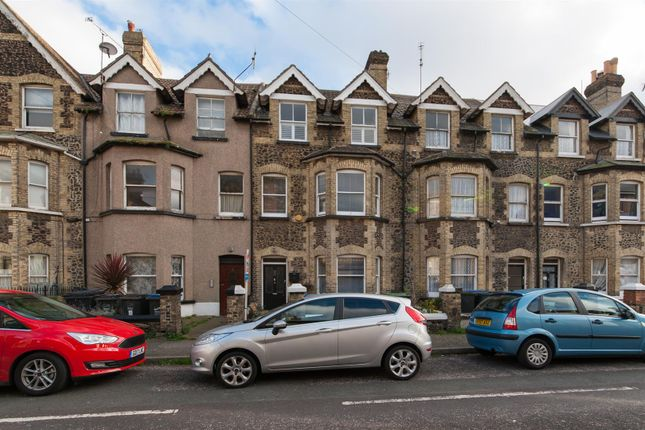 Thumbnail Terraced house for sale in Ethelbert Terrace, Westgate-On-Sea