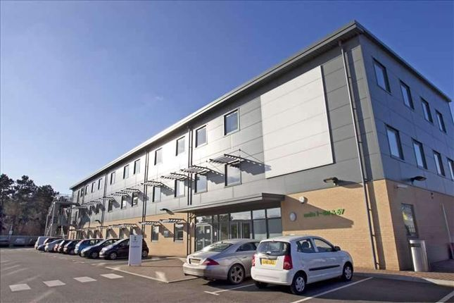 Thumbnail Office to let in Gamma Terrace, West Road, Ransomes Europark, Ipswich