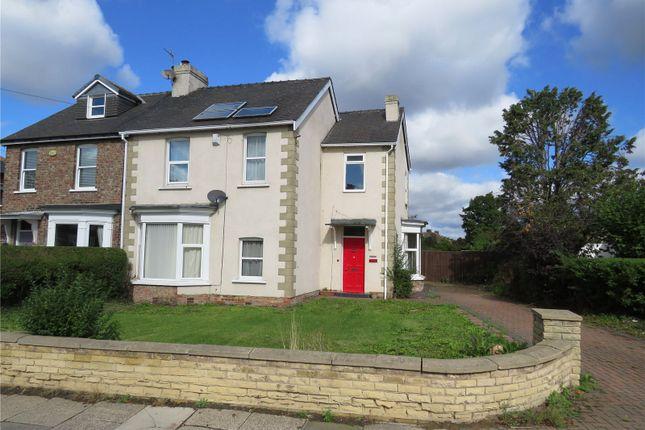 Thumbnail Semi-detached house for sale in Oxbridge Lane, Stockton-On-Tees